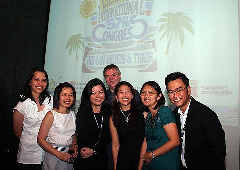 The FNF Philippine Team
