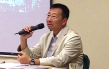 Former Commissioner and Head of Operations of HK-ICAC Tony Kwok 
