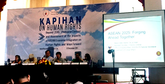 People is the Heartbeat of the ASEAN
