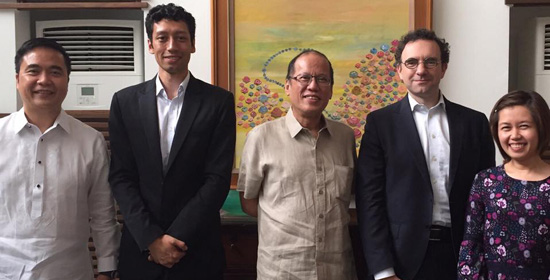 Liberal International Reaffirms Support to PHL
