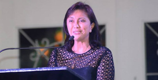 Robredo Not Satisfied with Freedom