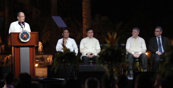 President Aquino: More Opportunities Mean More Freedom